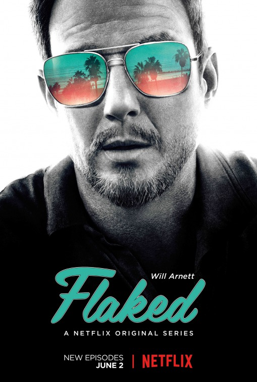 Flaked: la locandina della seconda stagione