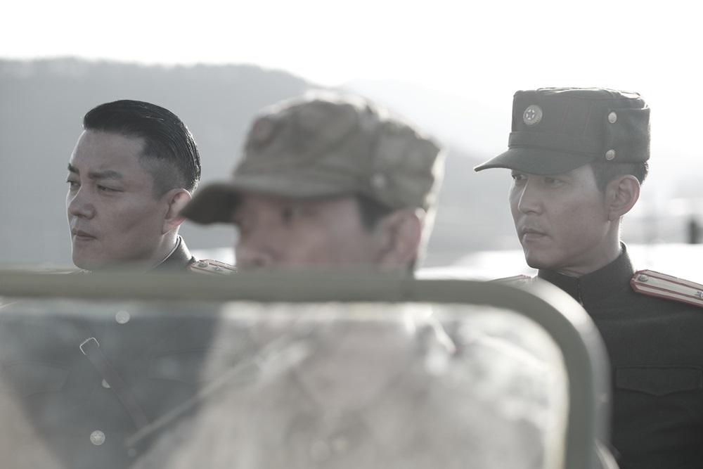 Operation Chromite: una scena del film