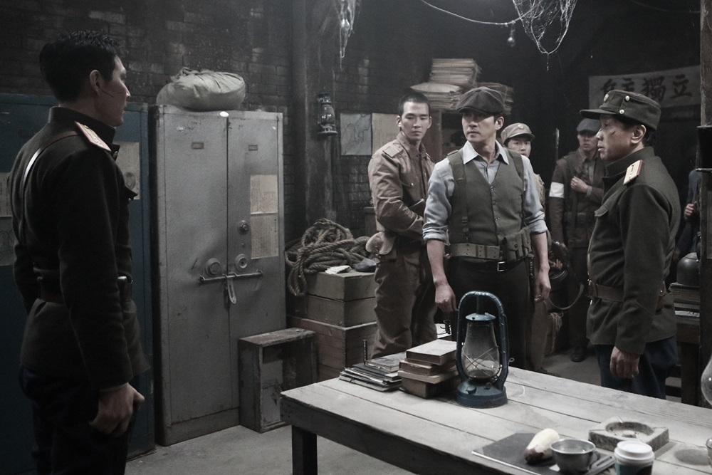 Operation Chromite: una scena del film sudcoreano