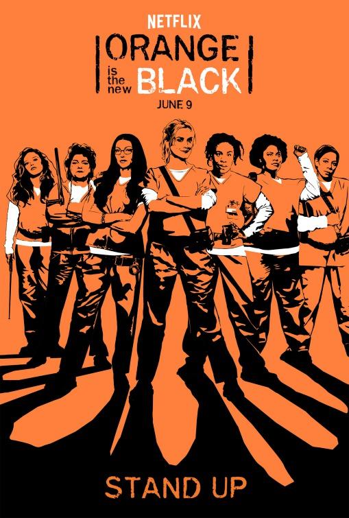 Orange Is the New Black: il poster della quinta stagione