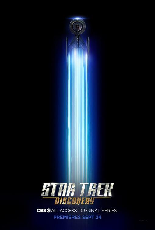 Star Trek: Discovery, un poster per la prima stagione