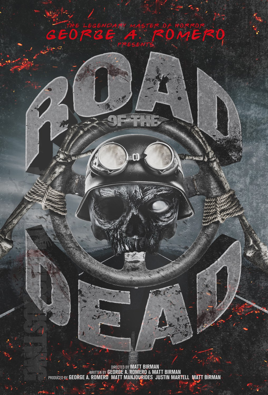 Road of the Dead: poster del film