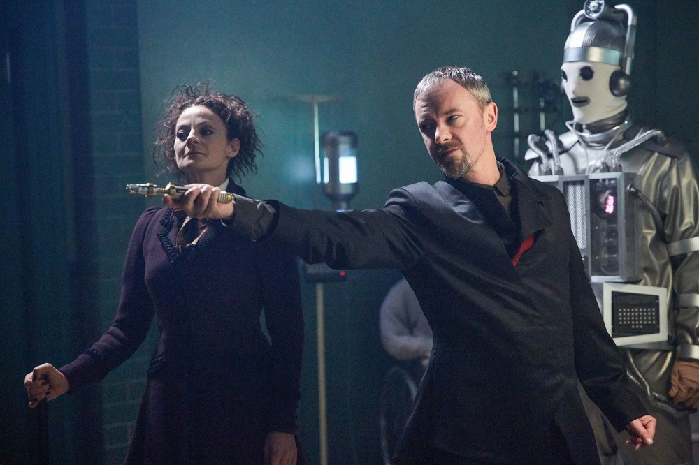 Doctor Who: un momento dell'episodio The Doctor Falls