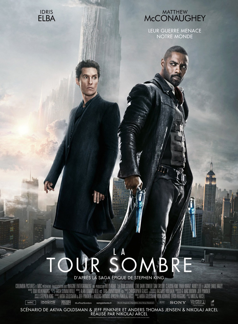 La Torre Nera: un poster internazionale