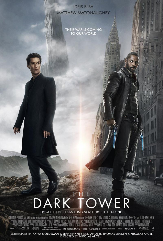 La Torre Nera: un poster internazionale del film