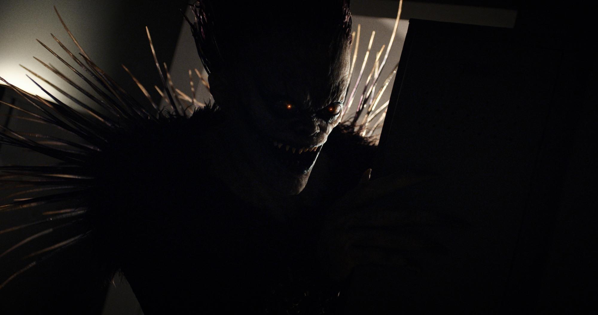 Death Note: un'immagine del film