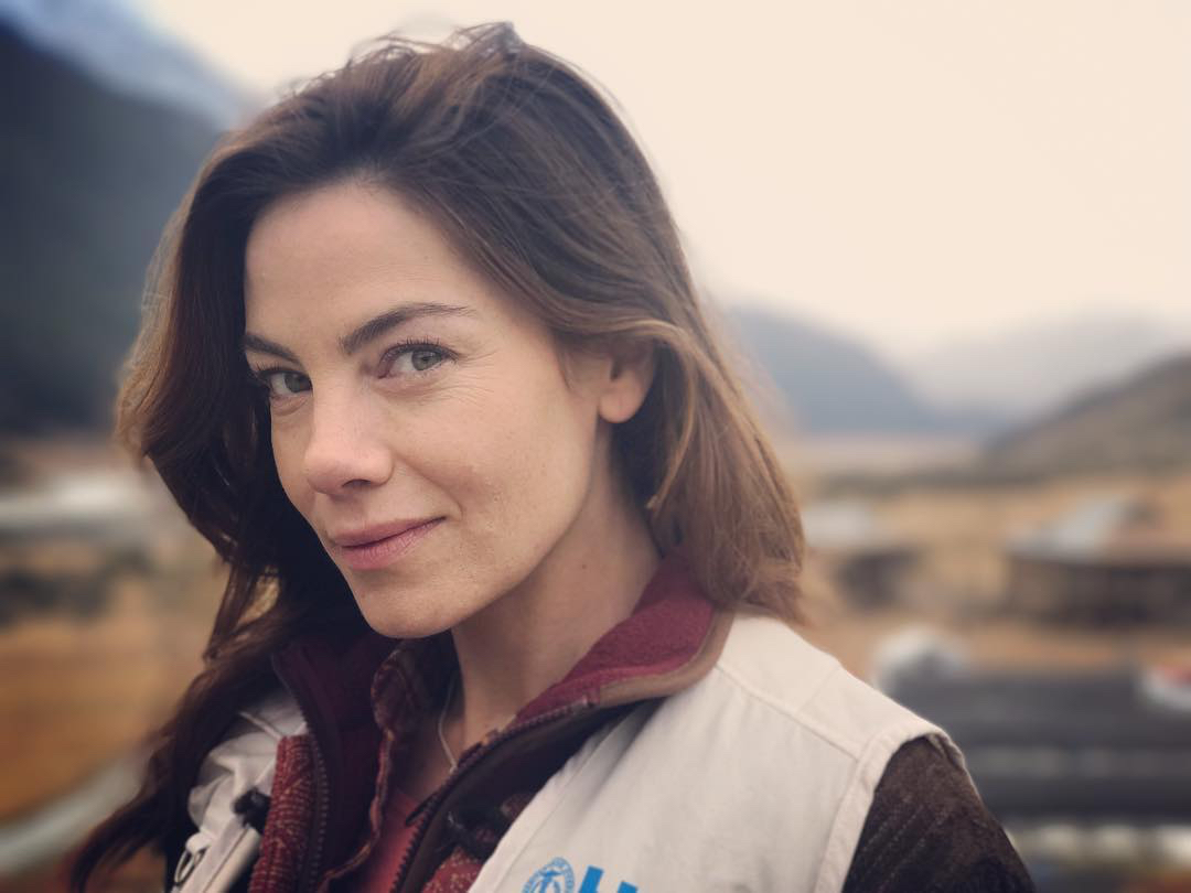 Mission: Impossible 6, Michelle Monaghan in una foto dal set