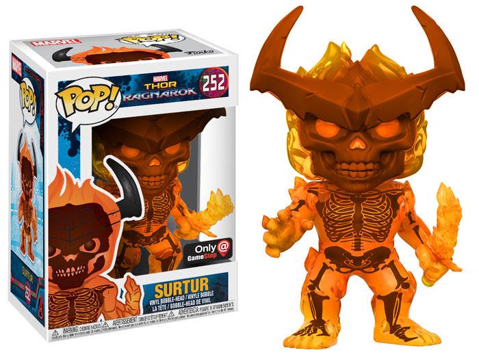 Thor: Ragnarok, il Funko Pop di Surtur