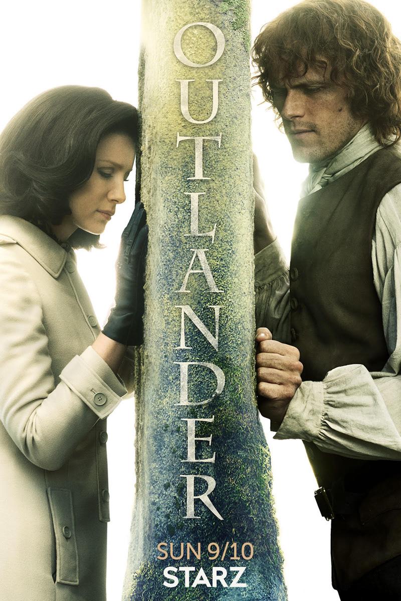 Outlander: il poster della terza stagione