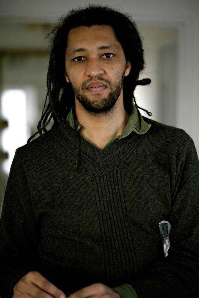 Félicité: il regista Alain Gomis in un'immagine promozionale