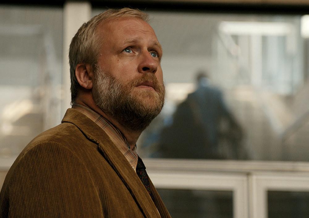 The Teacher: Peter Bebjak in una scena del film