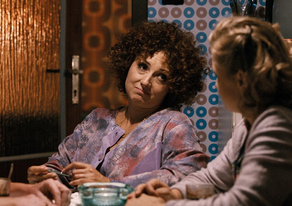 The Teacher: Zuzana Maurery in una scena del film