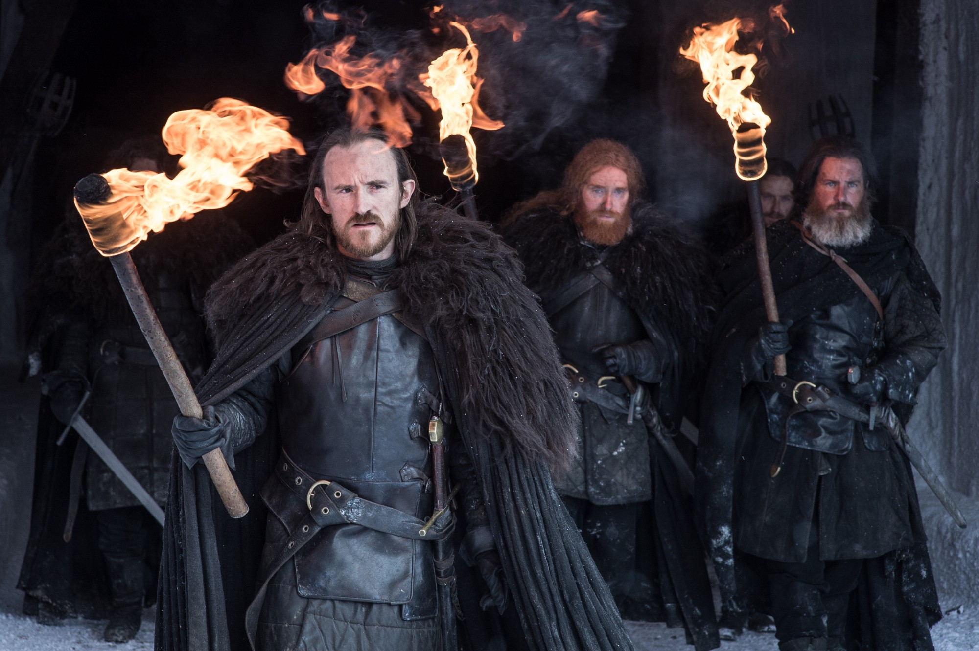 Il Trono di Spade: una foto dell'episodio Dragonstone