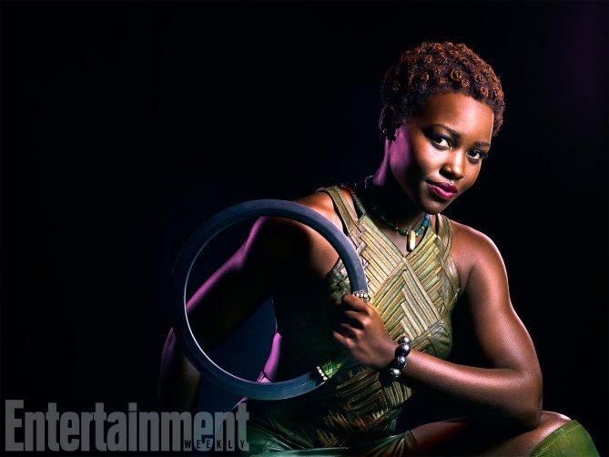 Black Panther: Lupita Nyong'O è Nakia