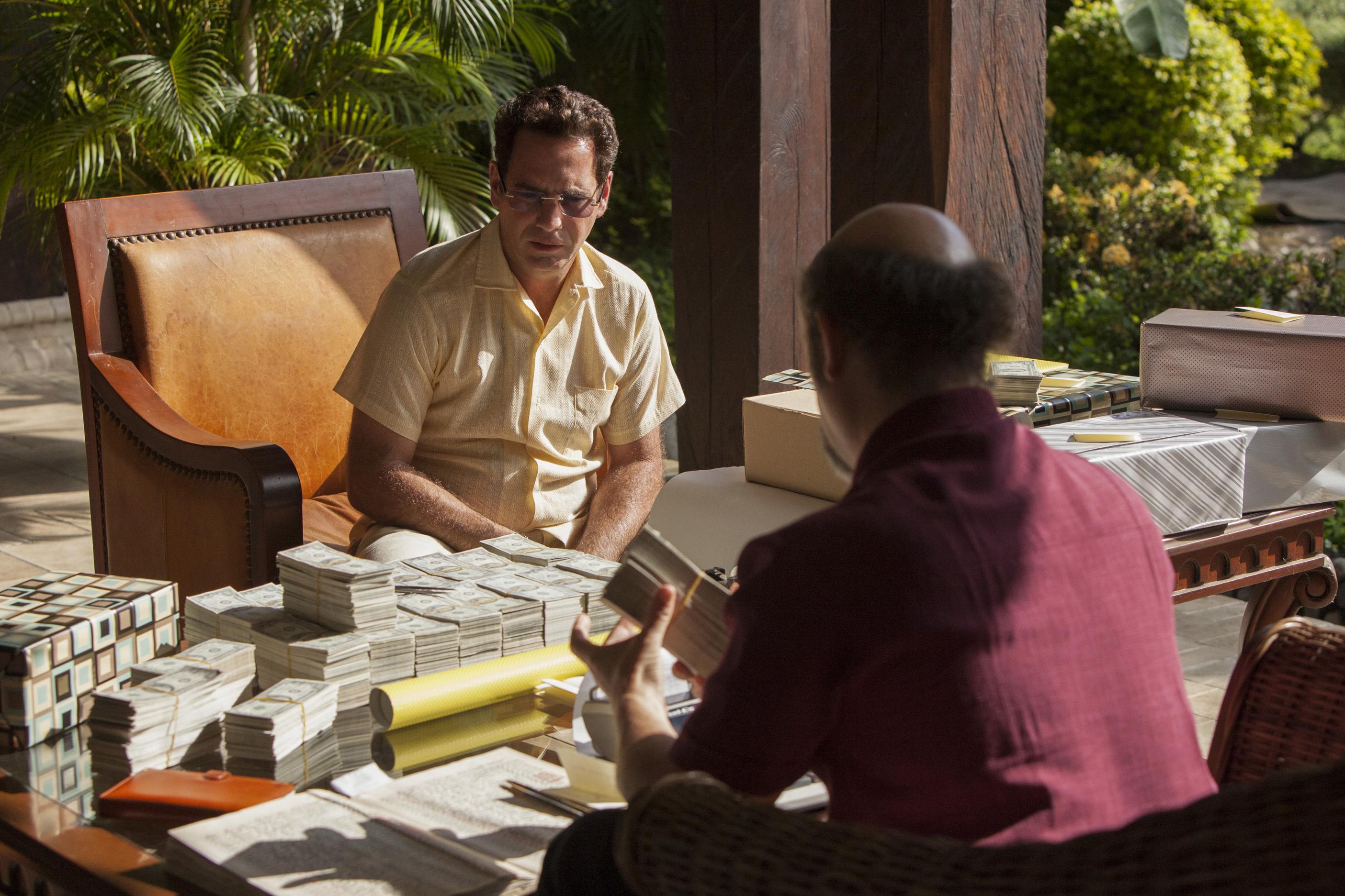 Narcos: due dei protagonisti della terza stagione
