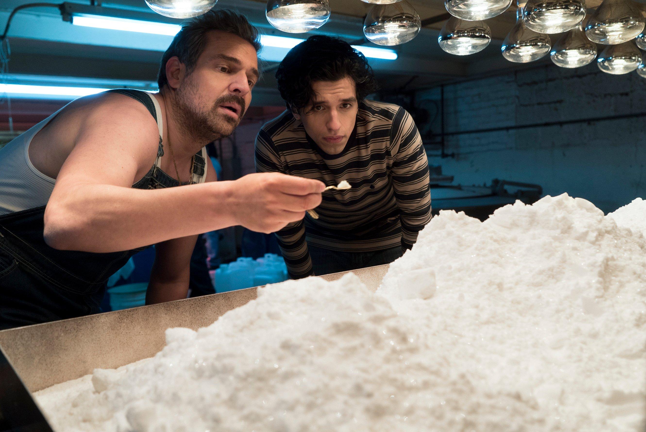 Narcos: i narcotrafficanti in azione