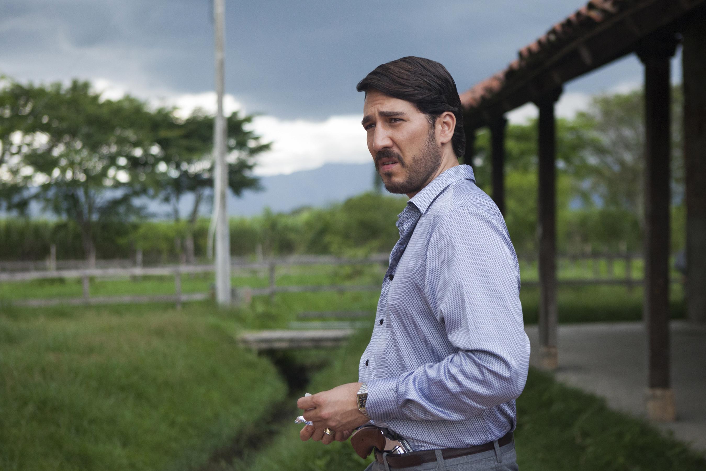 Narcos: un'immagine della terza stagione della serie