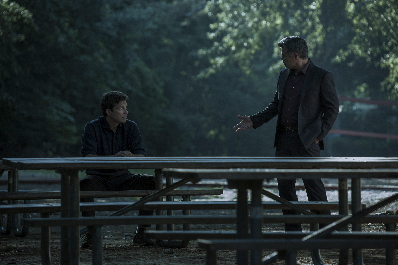 Ozark: una sequenza della prima stagione