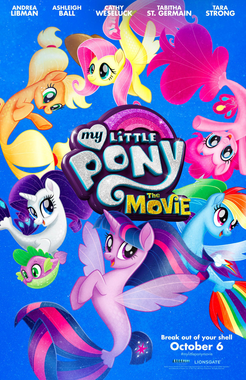 My Little Pony: un nuovo poster del film