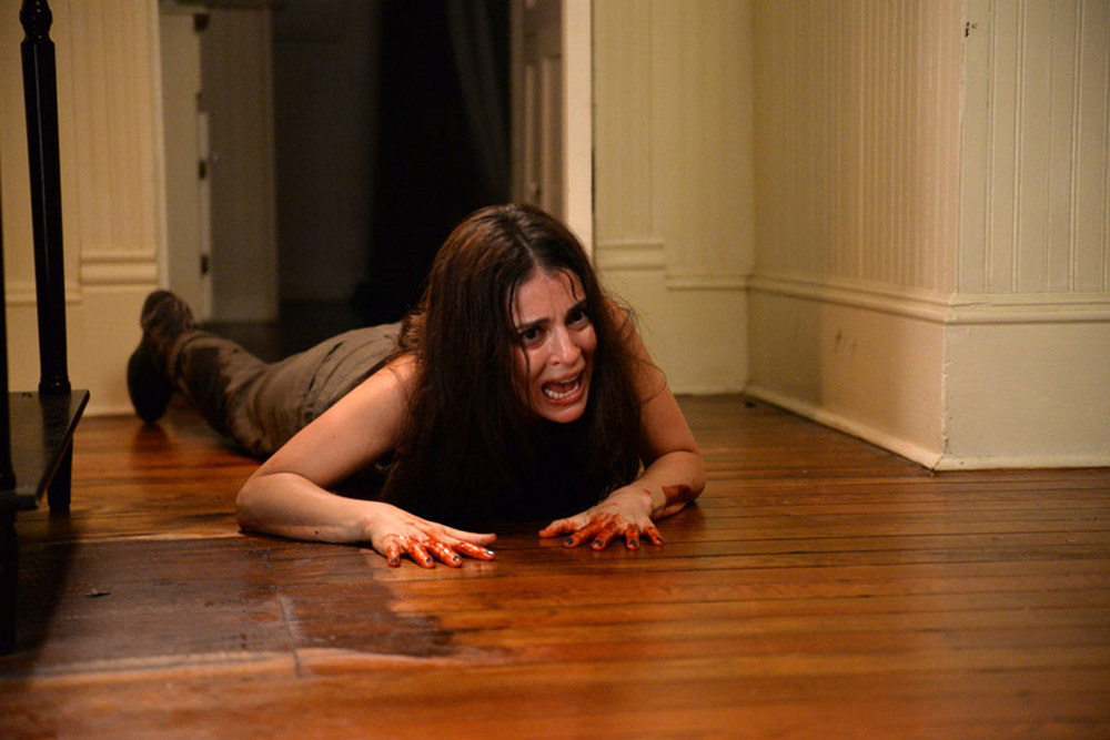 The Devil's Candy: Shiri Appleby in una scena del film