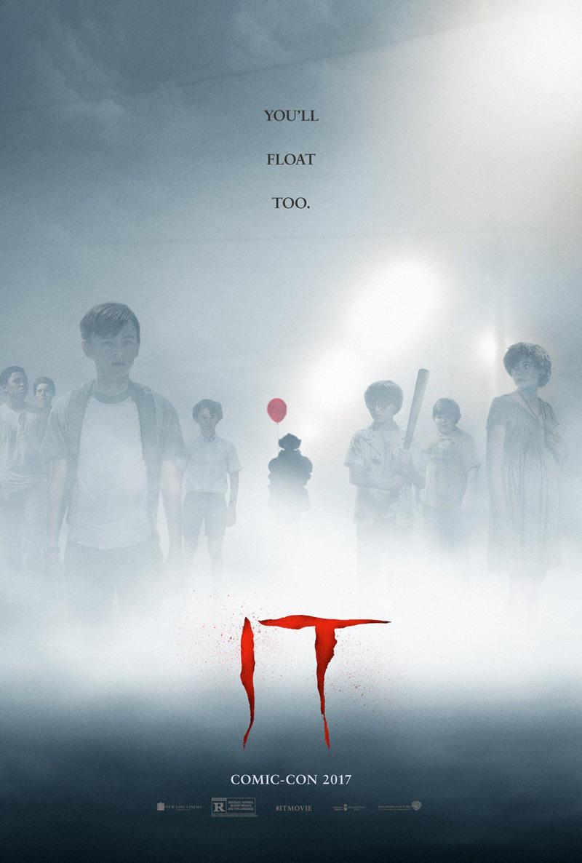 It: un nuovo poster del film