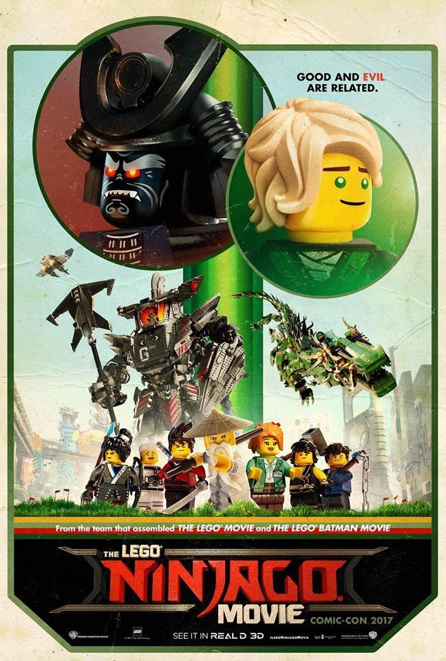LEGO Ninjago: un nuovo poster del film
