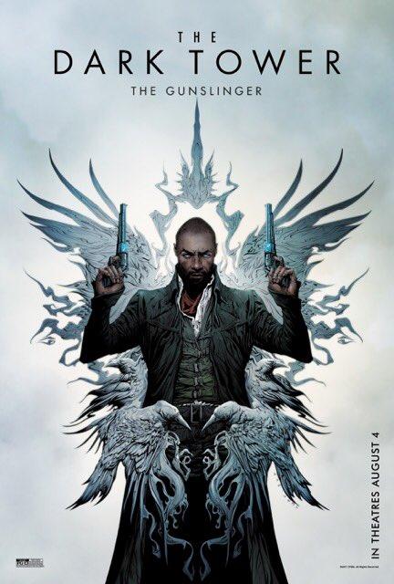 La Torre Nera: un character poster del film