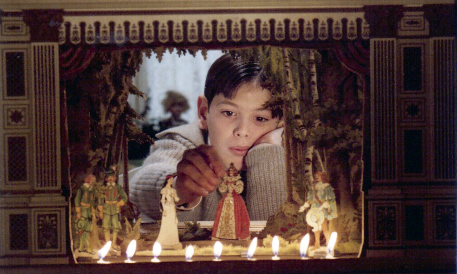 Fanny e Alexander: un'immagine del film
