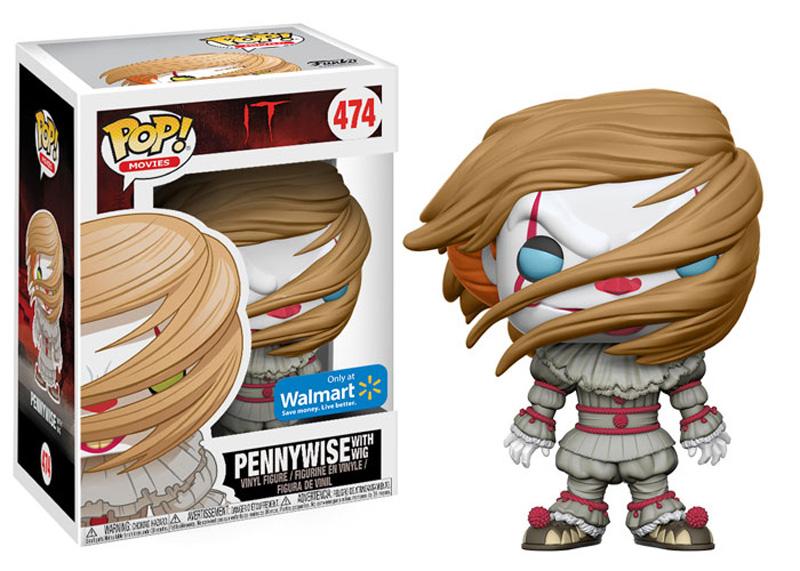 It: una delle versioni di Pennywise create dalla Funko