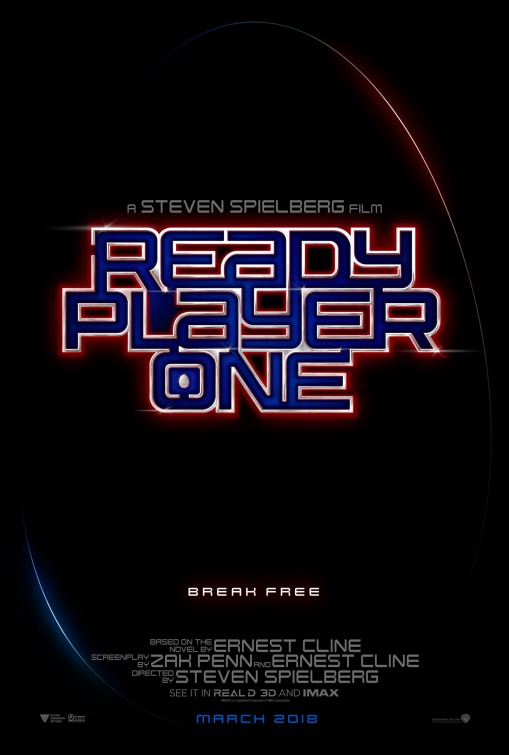 Locandina di Ready Player One