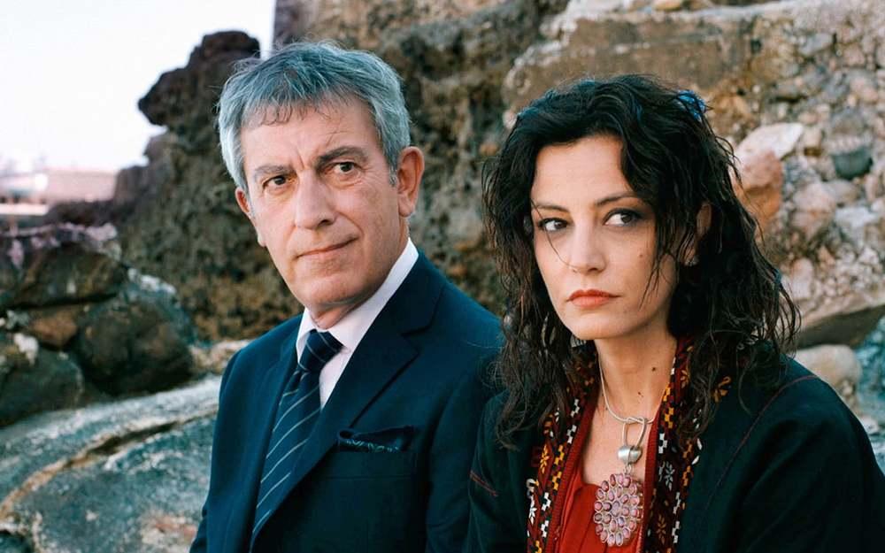 Sette giorni: Linda Olsansky e Gianfelice Imparato in un'immagine del film