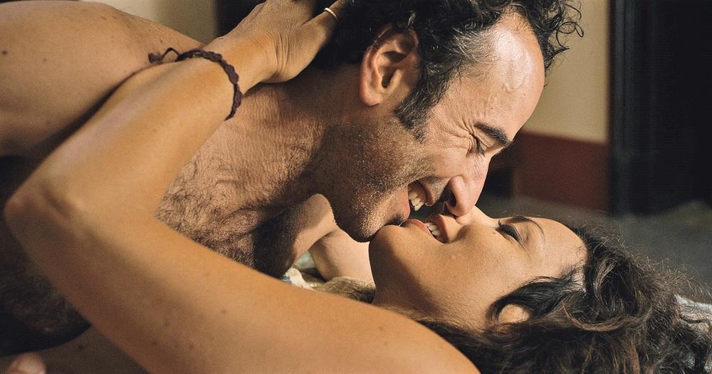 Sette giorni: Alessia Barela e Bruno Todeschini in un'immagine del film