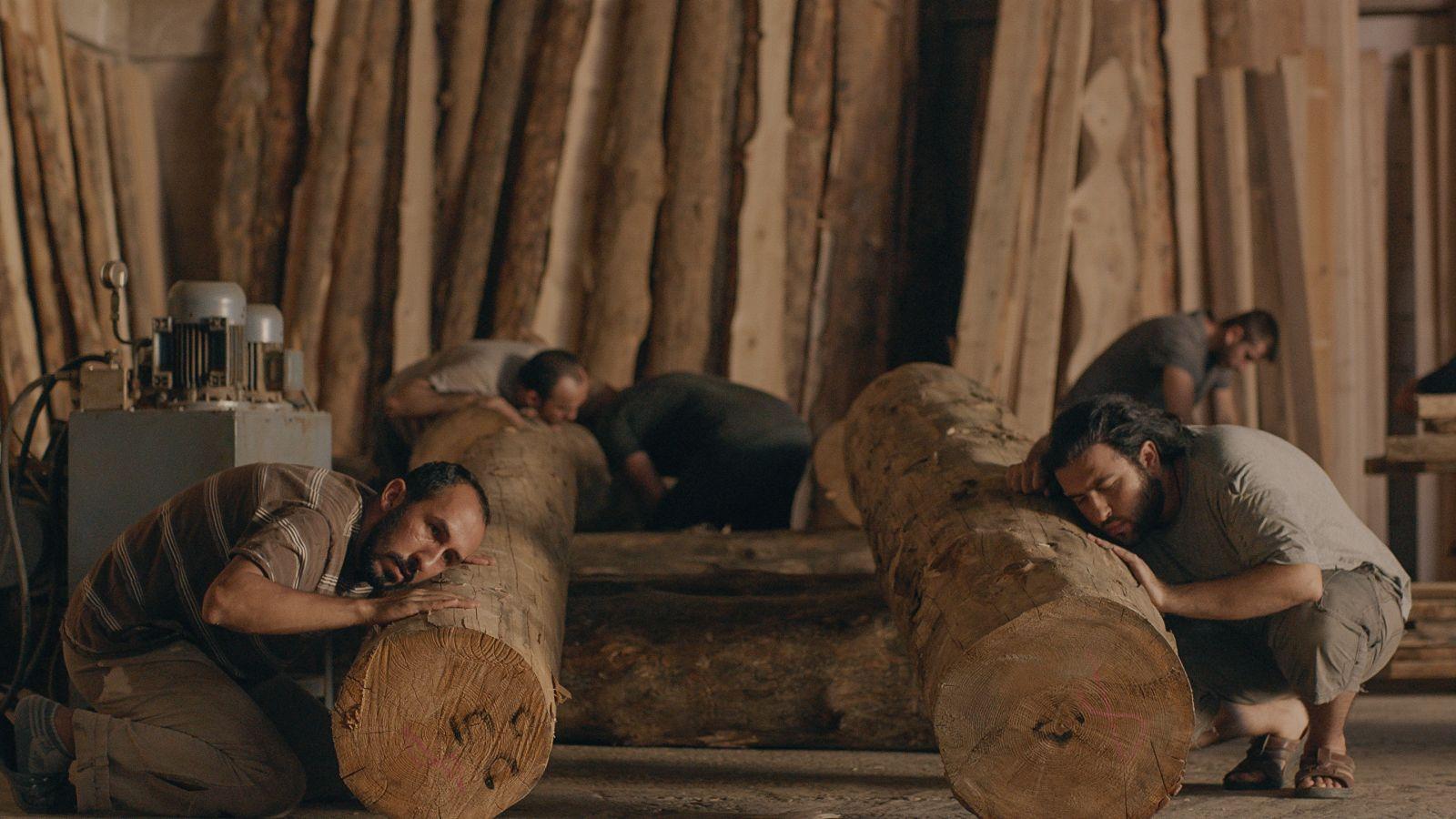 The Gulf: un'immagine del film