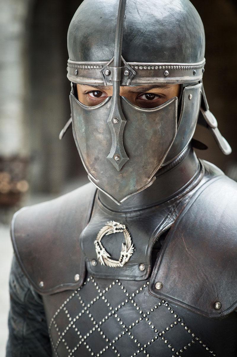 Il Trono di Spade: Verme Grigio in The Queen's Justice
