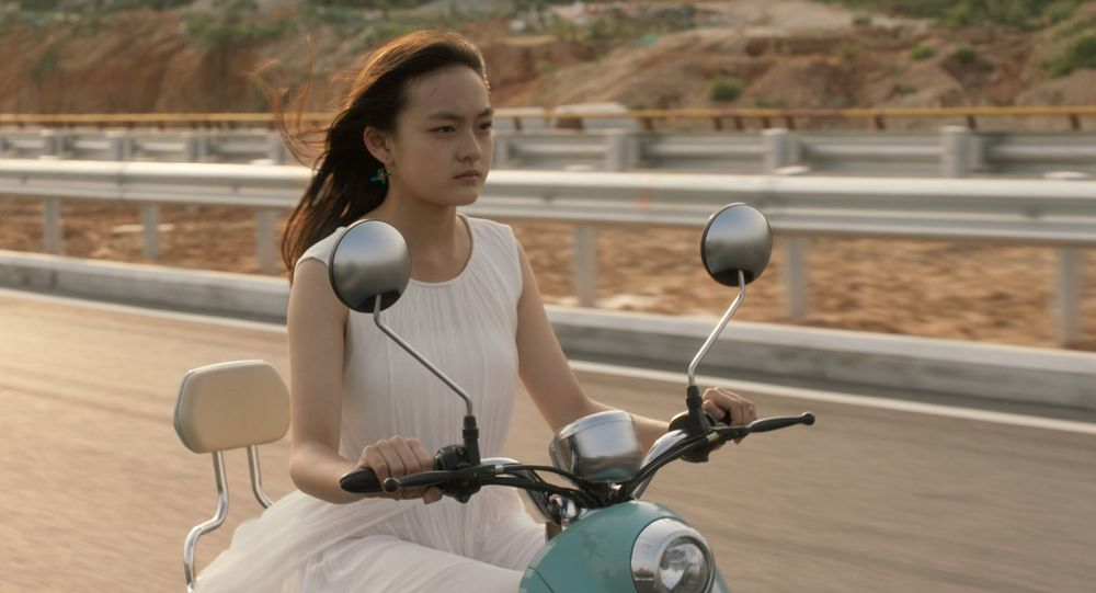 Angels Wear White: un momento del film