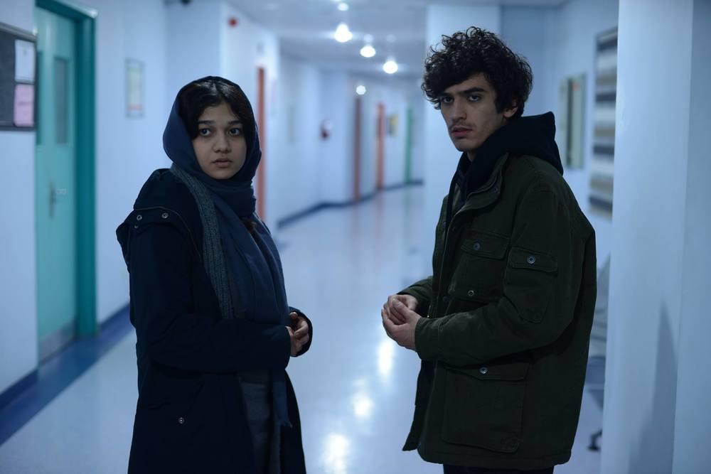 Disappearance: un'immagine tratta dal film