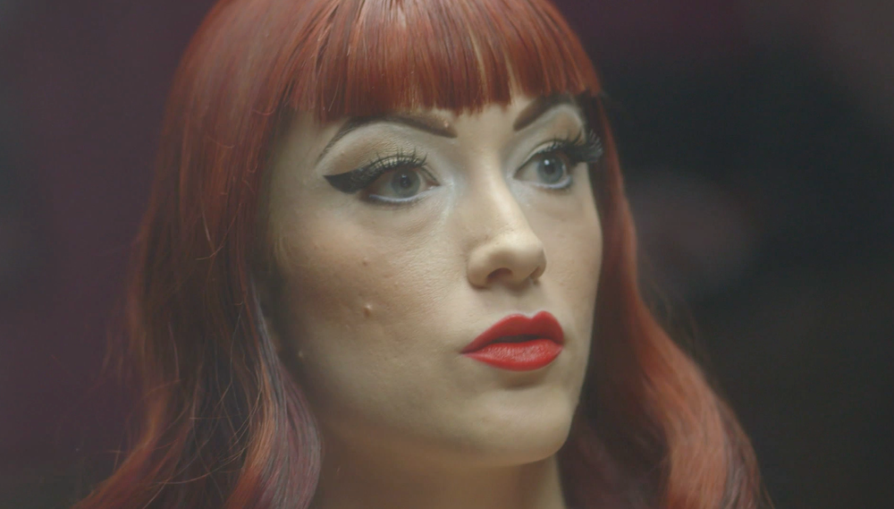 Getting Naked: A Burlesque Story: un'immagine del film