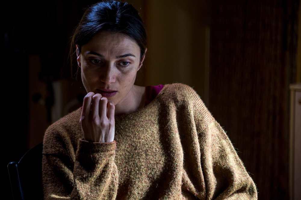 Il contagio: Anna Foglietta in una scena del film