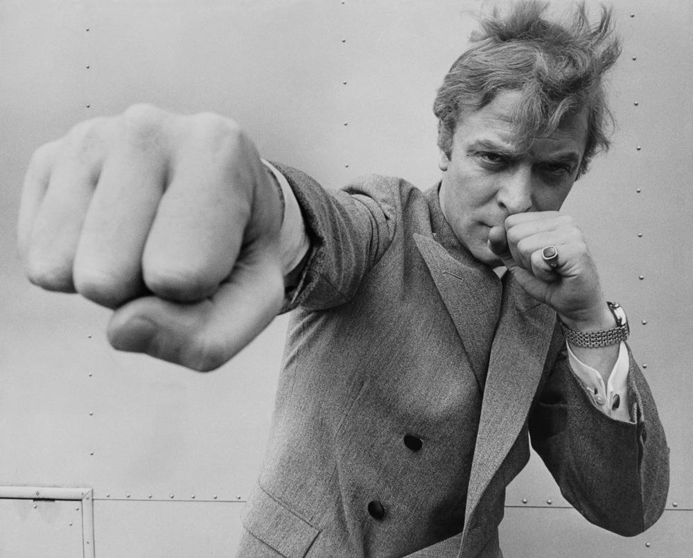My Generation: Michael Caine in un'immagine del documentario