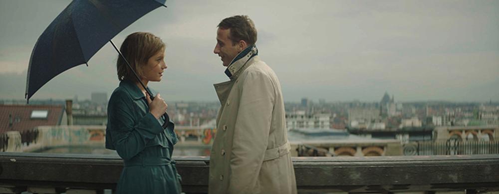 Le Fidèle: Adele Exarchopoulos e Matthias Schoenaerts in una scena del film