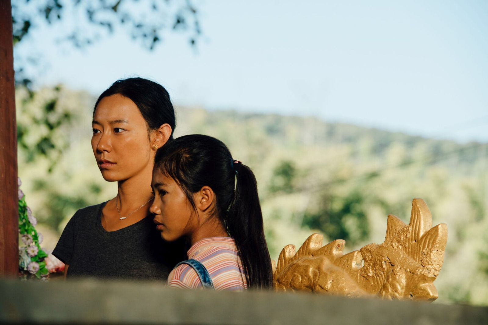 The Taste of Rice Flower: una scena del film