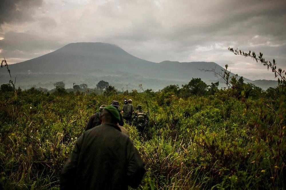 This is Congo: un'ìmmagine tratta dal documentario