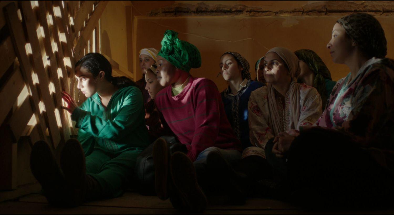 Volubilis: una scena del film