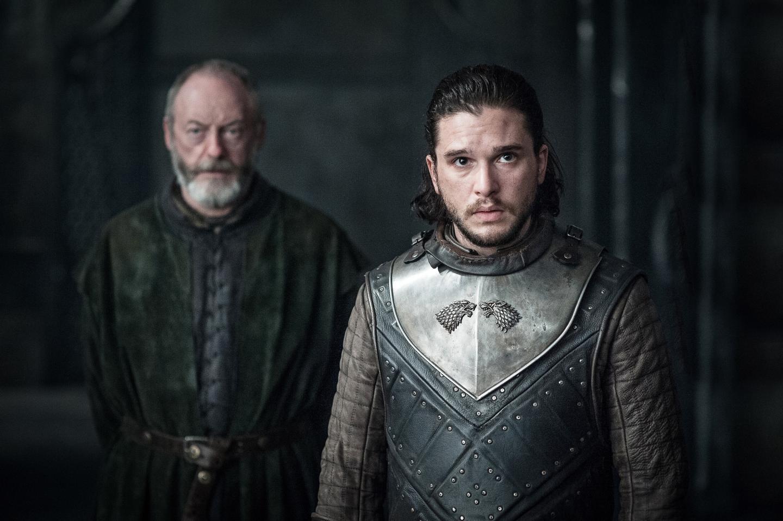 Il trono di spade: una scena dell'episodio La giustizia della Regina