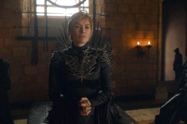 Il trono di spade: Lean Headey nell'episodio La giustizia della Regina