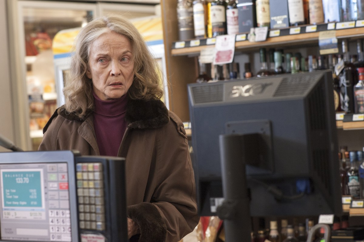 I segreti di Twin Peaks: un'immagine di Grace Zabriskie