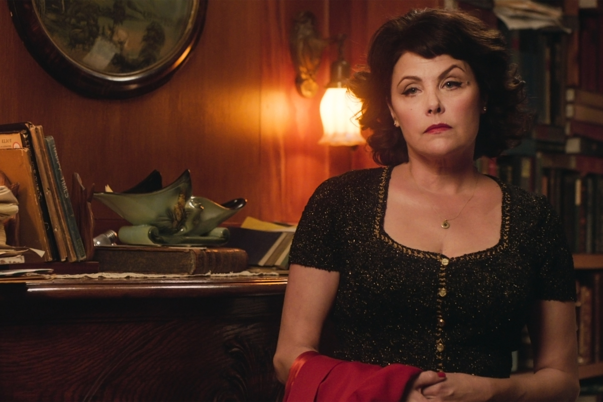 I segreti di Twin Peaks: Sherilyn Fenn in una scena