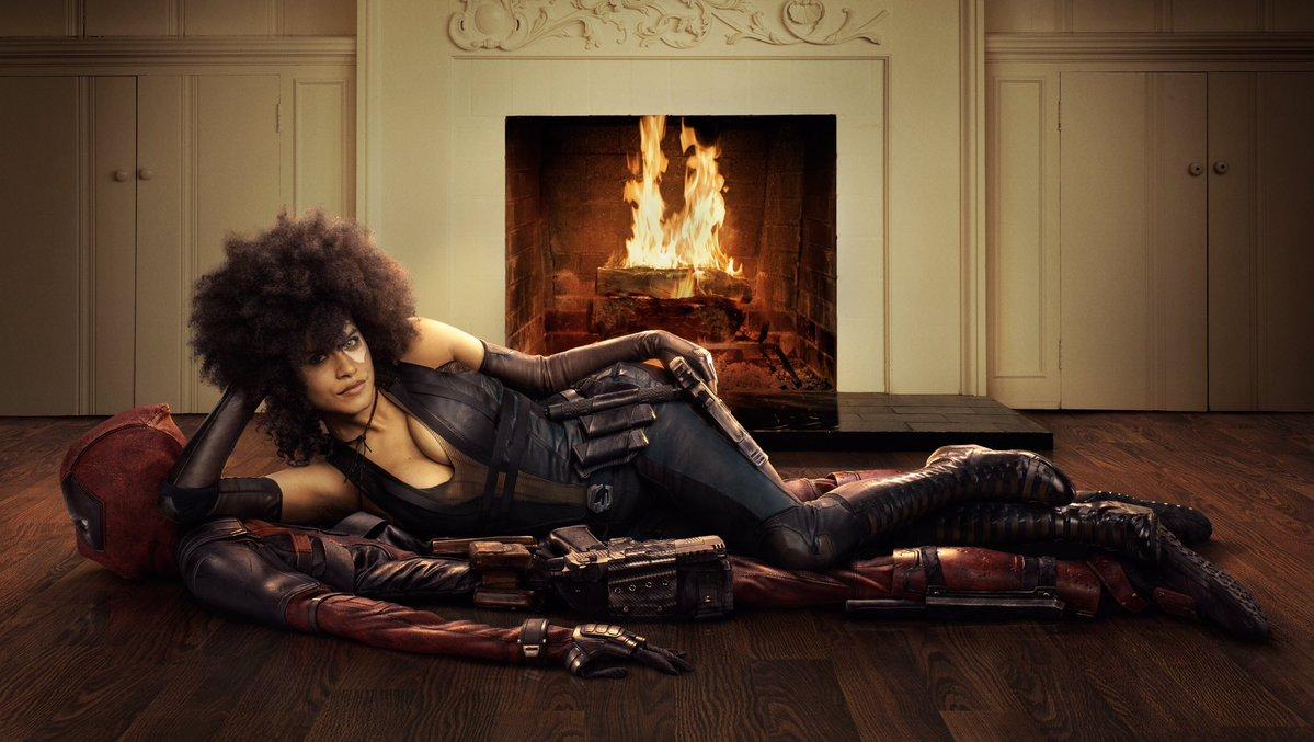 Deadpool 2: Zazie Beetz nel ruolo di Domino