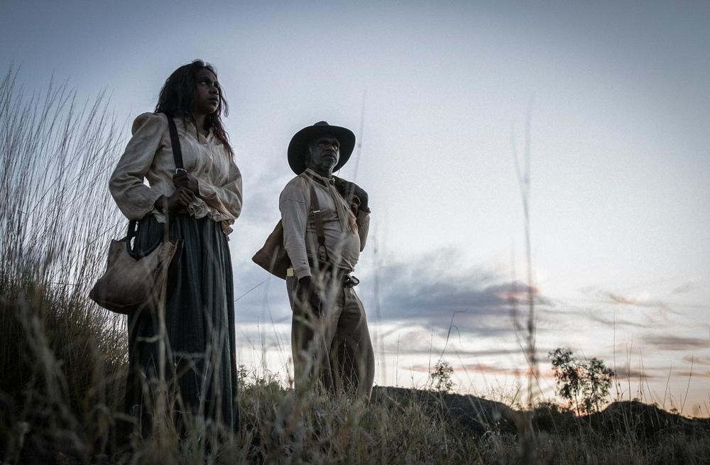 Sweet Country: una scena del film