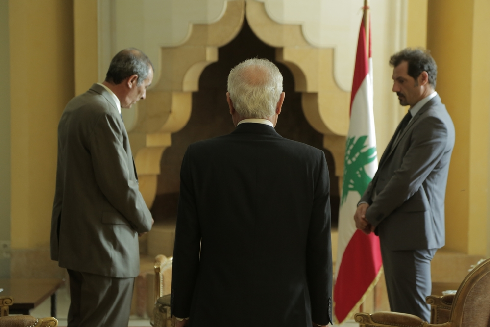 The Insult: un momento del film libanese